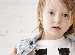 Kids & young clothing