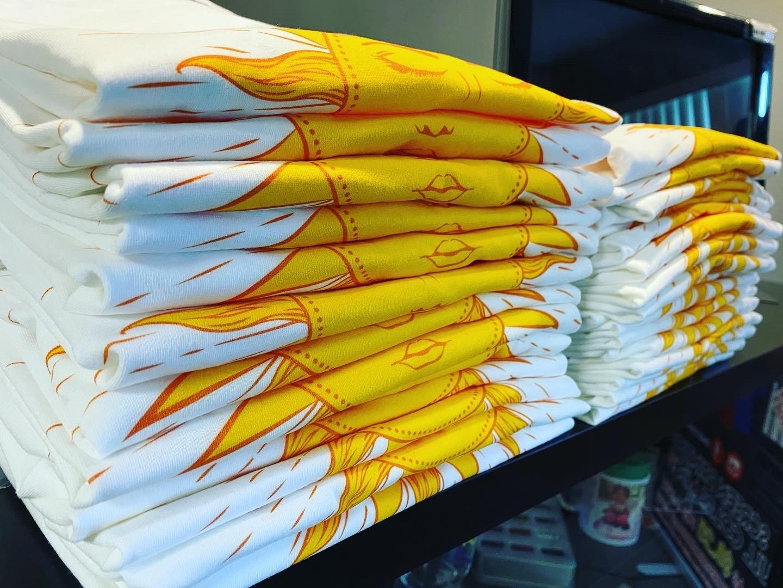 Branding Tees  Package (12 Shirt Minimum)